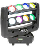 Stage Light 8*10W RGBW Spider Beam Moving Head