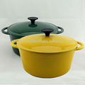 Cast Iron Enamel Cookware (XY-A99)