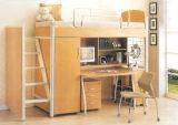 Popular Steel-Wood Dormitory Furniture (G36A)