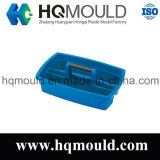 Plastic Storage Tote Tray Injection Molding