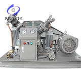 Brotie No Oil Lubricated Nitrogen N2 Gas Booster Compressor Pump