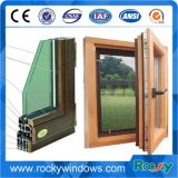 Top Grade Aluminium Composite Wood Door and Window