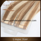Factory Price Double Drawn Piano Color Tape Hair Extensions