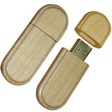 Wedding Gift Wood Bamboo Memory Stick Pen Drive for Promotional