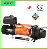 8288lbs Webbing Ce Cetificated Recovery Winch
