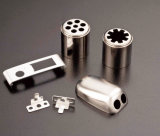 Stamping Parts with Bright Anodizing