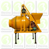 500L Electric Concrete Mixer