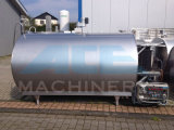 500L Sanitary Vertical Type Chilling Vessel (ACE-ZNLG-3J)