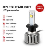 LED Headlight Bulbs H7 40W 3600lumens