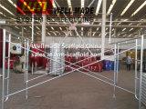 Waco Scaffolding Galvanized Access Walk Through Frame Scaffolding