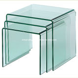 Curved Glass with CE, Bsi Certificate
