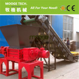 Cheap Price Plastic Twin / Twice / Double shaft shredder machine