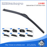 China Wholesale Wipes Wiper Rubber Graphitized Wipes Wiper Blade Fit for Japan Car Accessories