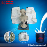 Liquid Silicone Rubber for Statues Molds Making