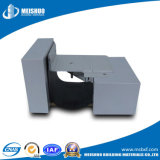 Concrete Aluminum Alloy Floor to Wall Expansion Joint Cover