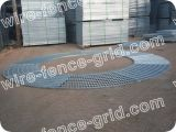 Plain Special Shaped Steel Grating (JT-601)