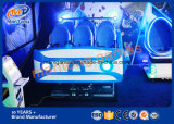 Cheapest Family Entertainment Machine Vr 9d 6 Players Movie Theater on Sale