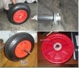 Wheel Barrow Rim (4.80/ 4.00-8) Pneus Tire Tyre