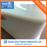 Clear Matt PVC Rigid Sheet Transparent Frosted PVC Sheet for Folding Box