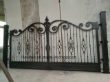 Beautiful Hand-Crafted Wrought Iron Gates for Garden