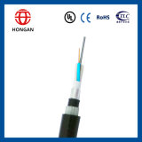 Underwater Fiber Optic Cable of High Strength GYTA33 4 Core
