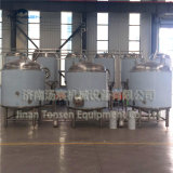 Diesel Fuel Heating Beer Brewing Equipment with Conical Fermenter, Beer Distillation Brewing Equipment with CIP System for Ethanol Plant