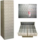 Slide Cabinet with 72 Drawers on Sale