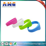 NFC Function RFID Silicone Bracelet for SPA Center or Events