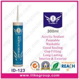 Acrylic Sealant-Water Base Silicone