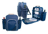 Insulated 4 Person Family Picnic Cool Backpack (MS3052)