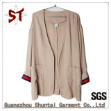 2017 New High Quality Lady Casual Coat