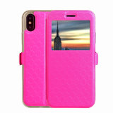Layer Kistand Phone Case Hybrid Mobile Cover for iPhone X