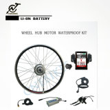 28′′ Electric Bike Conversion Kit with Colorful Display