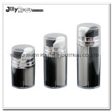 Cosmetic Packaging Supplier From China for Shape 15ml Pearl White Acrylic Bottle