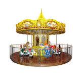 Best Belling Amusement Park Carousel Playground Equipment (ZJ-SP-34)