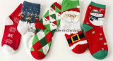Wholesale Christmas Socks Unisex Cotton Socks
