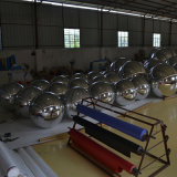 Fashion Show, Silver Inflatable PVC Mirror Balloon for Disco