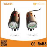 Power Indicator Multi Function CREE L2 LED Bicycle Lamp (POPPAS-LH863)
