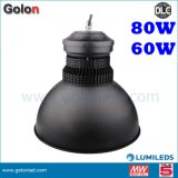 Dlc Ce Approval LED High Bay Lamp 80W Philips SMD LED 5 Years Warranty LED Highbay Lights