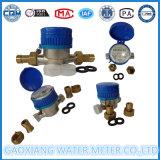 Single-Jet Dry Dial Vane Wheel Water Meter (DN15-DN25)