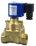 Low Power 2/2-Way High Pressure Water Air Steam Solenoid Valve