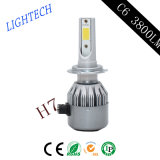 Car Lighting 3800lm C6 Bulb LED Driving Light