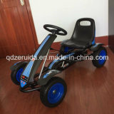 PU Wheels Children Pedal Go Kart