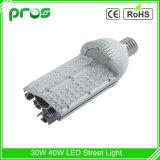 E40 Mogul Base 30W Solar LED Street Light