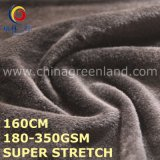 Super Stretch Polyester/Sp Knitted Fabric for Garment Textile (GLLML494)