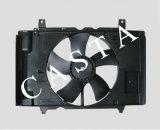 Auto Radiator Fan Cover For Nissan Tida
