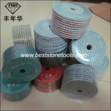 Wd-5 Wet Diamond Polishing Pad for Granite Marble