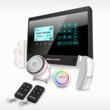 Security and Safety Equipment 433MHz Alarm Security Home, Wireless Alarm Set