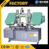 Manufacturing High Precision Horizontal Cutting Band Metal Sawing Machine