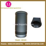 6D105 6136-21-2210 Cylinder Liner S6d105 6137-21-2210 Sleeve